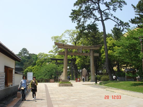 Kokura Castle: Gate