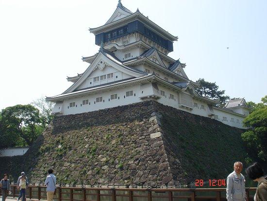 Kokura Castle: Castle