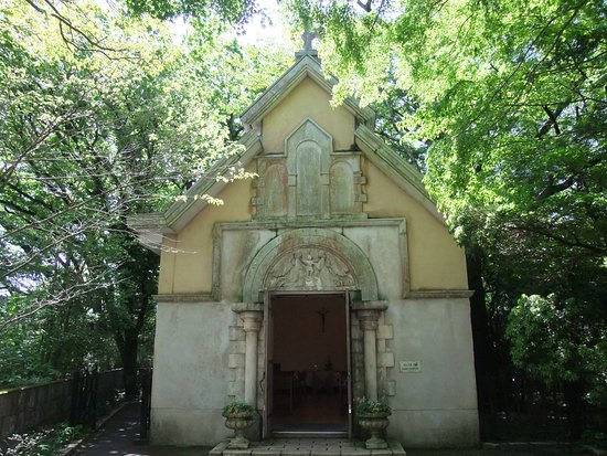 Little Prince Museum: The Saint Exupery Chapel