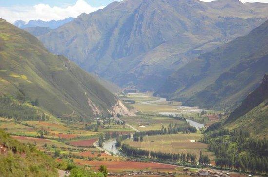 Fulldags tur til Incas Sacred Valley...