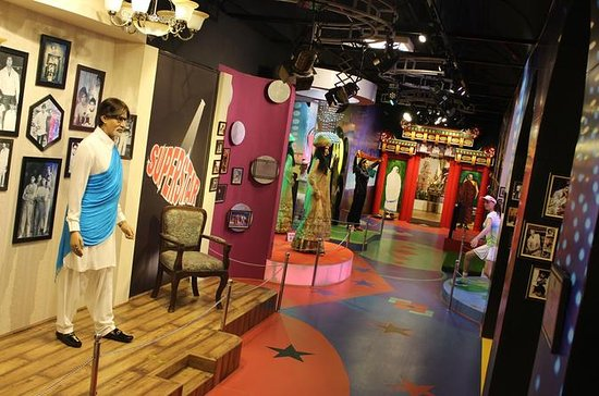 Experience Jaipur Wax Museum with...