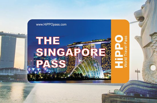 The Singapore Pass with 3 or 5...