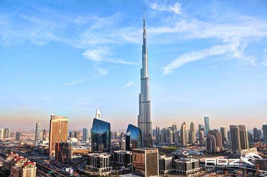Dubai cith tour avec Burj khalifa au...
