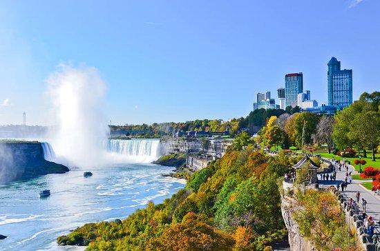 Combo de deux jours: Niagara Falls et...