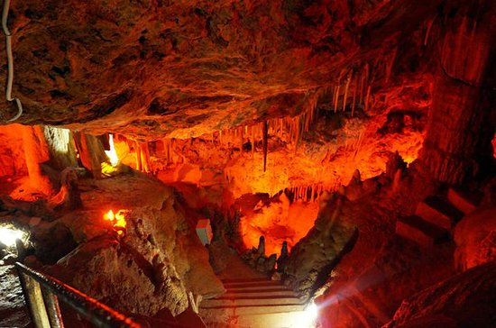 Caves of Genova Admission from...