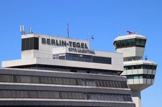 Traslados de negocios en el aeropuerto de Berlín Tegel
