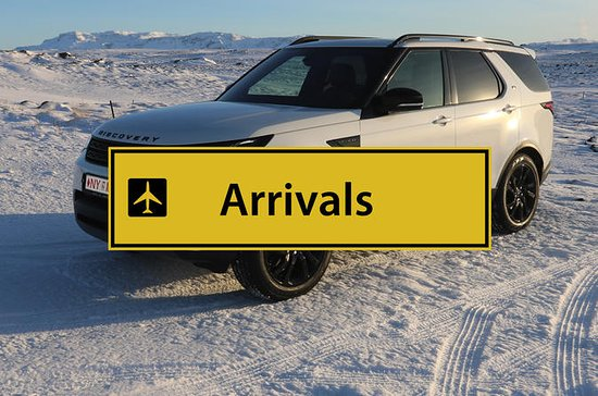 Luksus Private Transfers Keflavik flyplass til Reykjavik