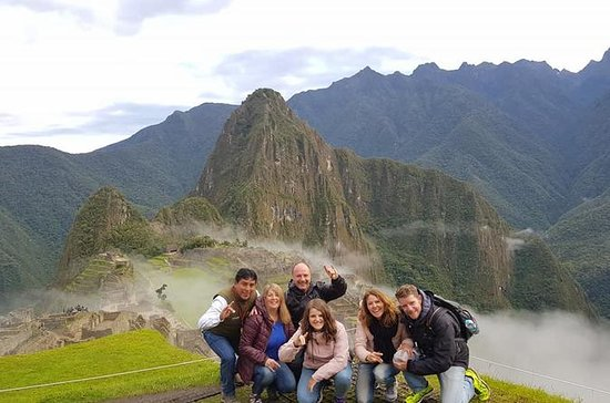 Inca Trail to Machu Picchu 2-Day