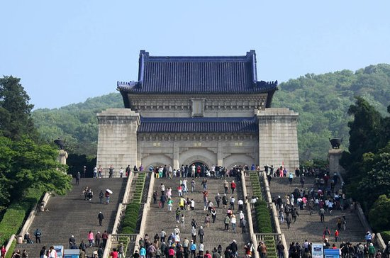 Private Nanjing Day Tour to Sun...