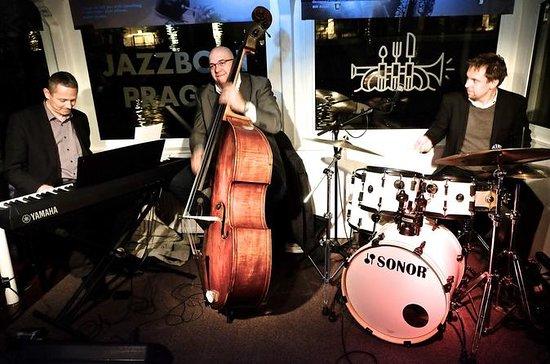 Jazzboat Prague: Populær...