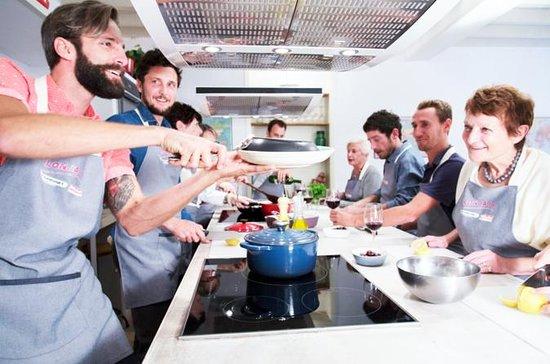 Atelier de cuisine espagnole à...