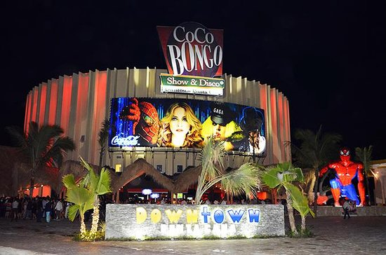 Coco Bongo Skip-the-Line Entrance...