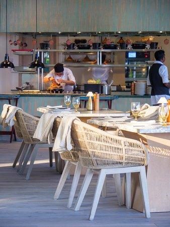 Seaside Finolhu: Baahaa Dinning