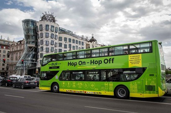 Hop On Hop Off 48 hours Tour in Prague