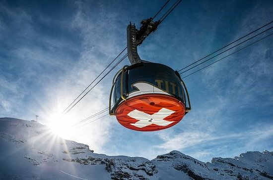 Glacier Paradise Mount Titlis from...