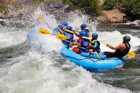 South Fork American River: Gorge Run...