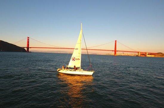 Deltag i sømandens klub! 4 time sejlbåd krydstogt i San Francisco Bay