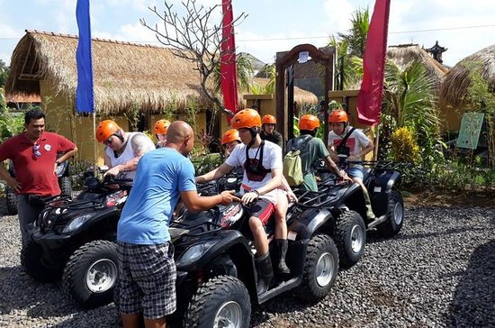 2-Hours Quad Bike in Ubud countryside...