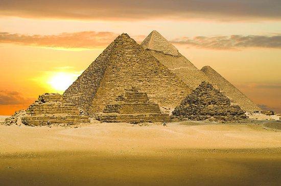 Pyramids,Memphis and Sakkara