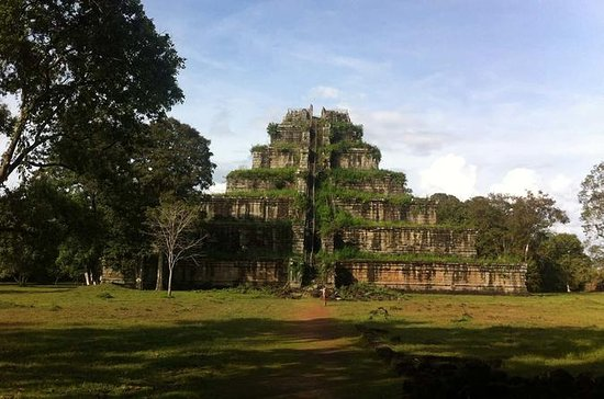 4 jours d'Angkor Great Tour