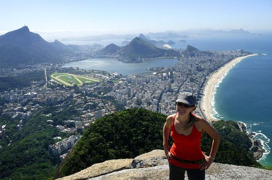 Experience Favela: Two Brothers Hike...