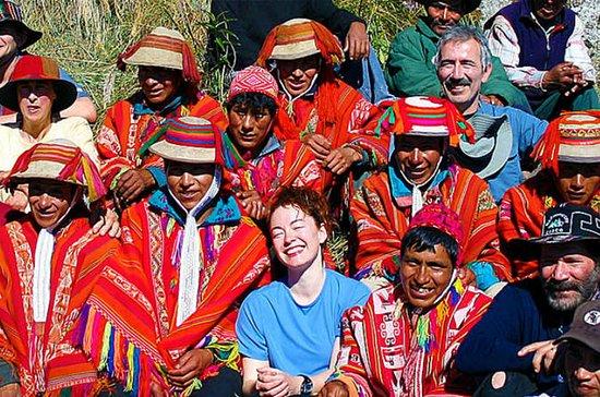 Excursiones de 14 días de los Andes...