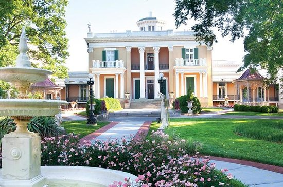 Belmont Mansion Admission