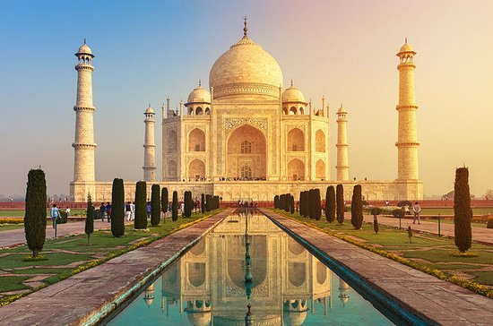 From Delhi: Taj Mahal Sunrise Tour and...
