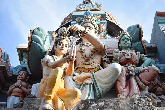 Aiyarappar temple: Inside temple 3