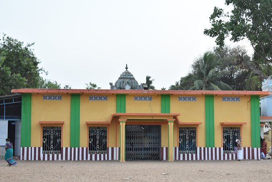 Aiyarappar temple: Paintings on the walls of the temple
