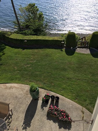 Camano Island, Waszyngton: Sea Mist Waterfront Inn
