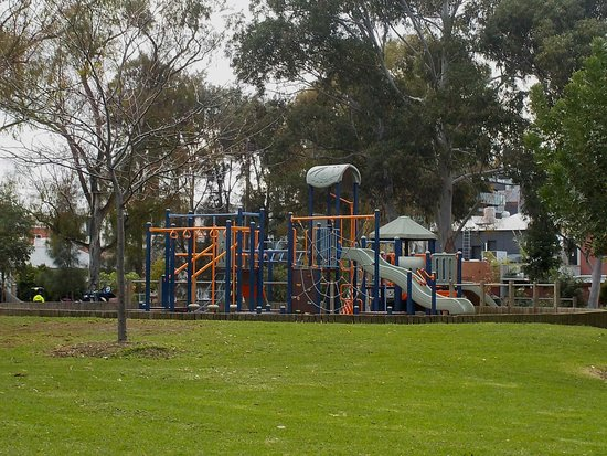 South Yarra, Αυστραλία: playground
