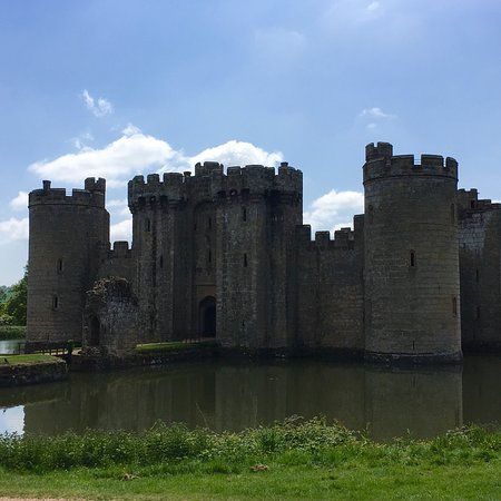 Bodiam, UK: photo1.jpg