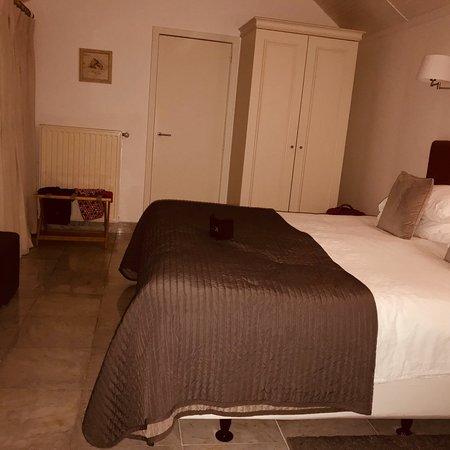 Hotel Montanus: Increíble habitación.