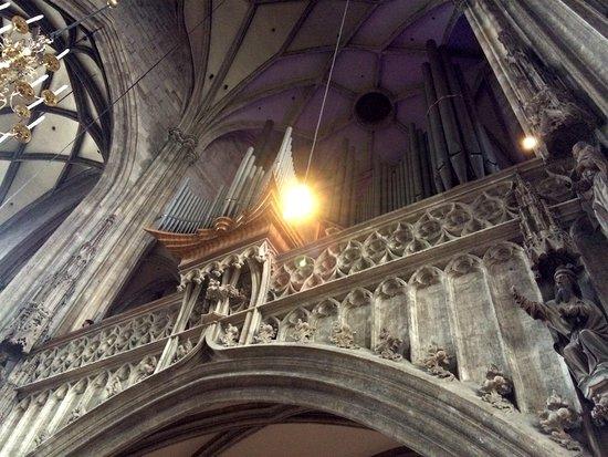 Καθεδρικός Αγίου Στέφανου: Cattedrale di Santo Stefano (Stephansdom)