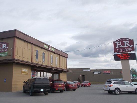 Eagle River Ale House, Eagle River, Alaska.