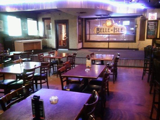 Belle Isle Restaurant & Brewery: Belle Isle Restaurant