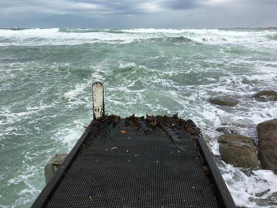 Cape Conran, Australia: Salmon Rocks boat ramp