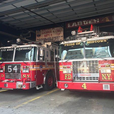 Firehouse, Engine Company 31