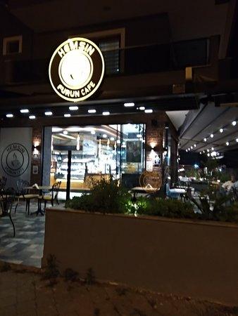 Hemsin Furun Cafe Armutalan
