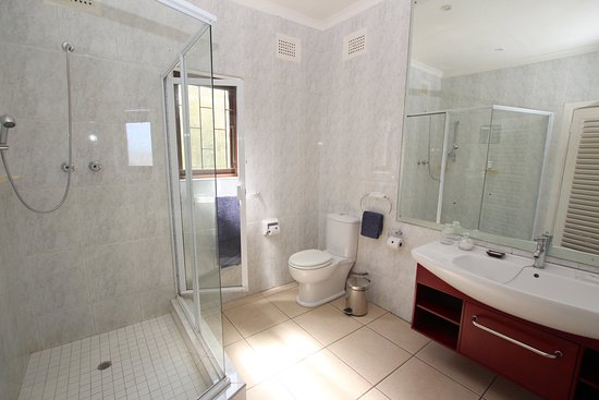 Ramsgate, Sør-Afrika: Treetops bathroom