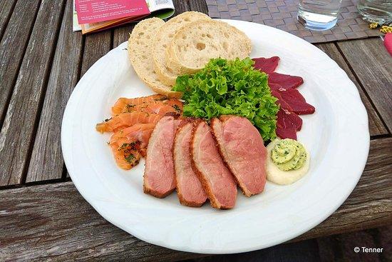 Cavertitz, ألمانيا: Lunch