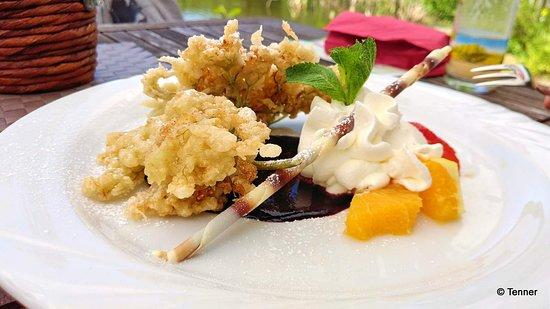 Cavertitz, ألمانيا: Dessert
