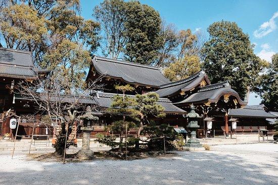 Imamiya Shrine: Shrine and Temple