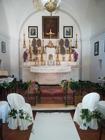 I Giardini dell'Erbavoglio Sala Ricevimenti Sharing: La chiesetta de ' I Giardini Dell' Erbavoglio - Tenuta Barberio