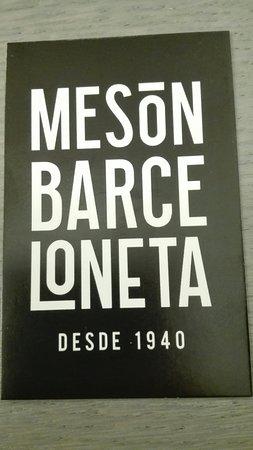 Meson Barceloneta Φωτογραφία