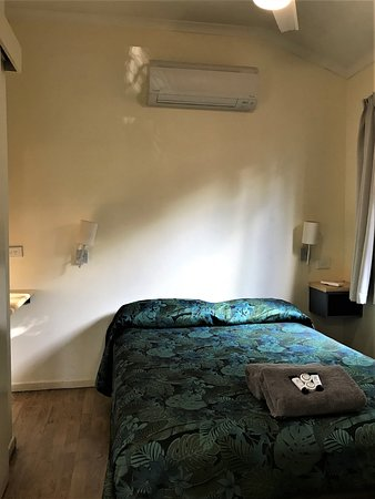Kipara Tropical Rainforest Retreat: The bedroom