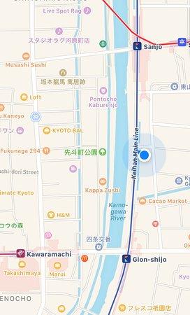 1596: Location
