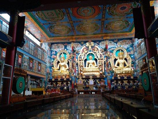 Namdroling Monastery: 20180521_123729_large.jpg