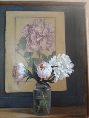 Moulins-Engilbert, Γαλλία: Exposition de peintures Daniel Solnon, office de tourisme de Moulins Engilbert